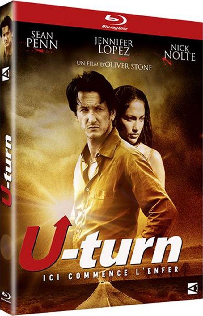 Visuel du Blu-ray U-Turn (L'atelier d'images)