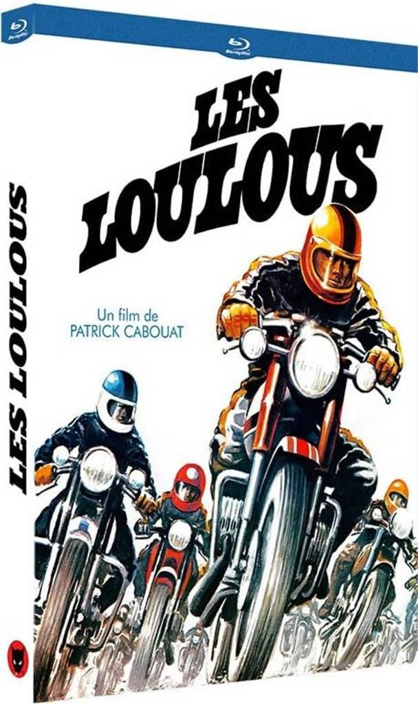 Visuel du Blu-ray Les loulous (Le chat qui fume)