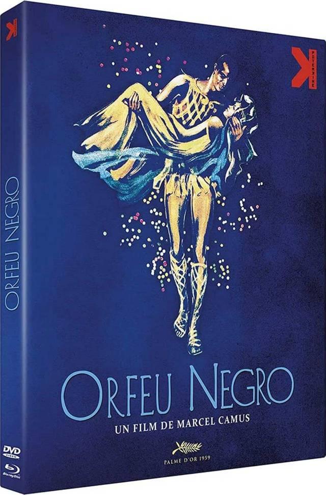 Visuel du Blu-ray Orfeu Negro (Potemkine)