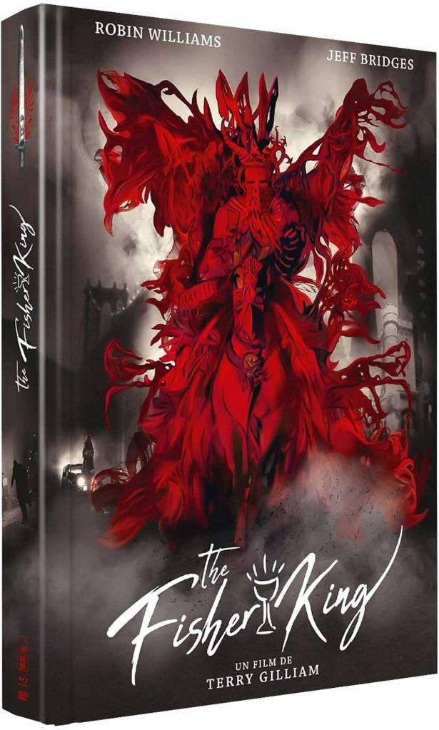 Visuel du Blu-ray The Fisher King (Wild Side)